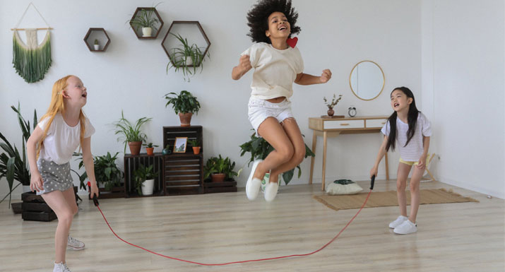 Post image Old School Games that Kids Used to Play Double Dutch - Old School Games that Kids Used to Play